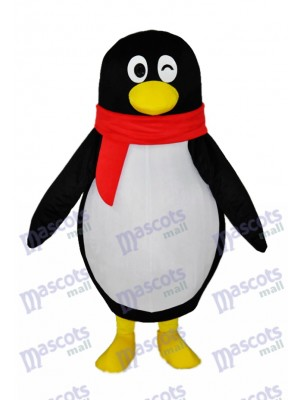 Cute little Penguin Adult Mascot Costume Ocean