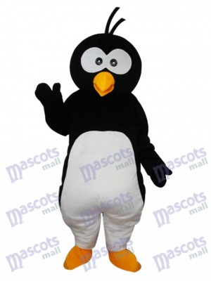 Round Head Penguin Mascot Adult Costume Ocean