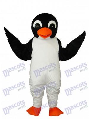 Orange Mouth Penguin Mascot Adult Costume Ocean