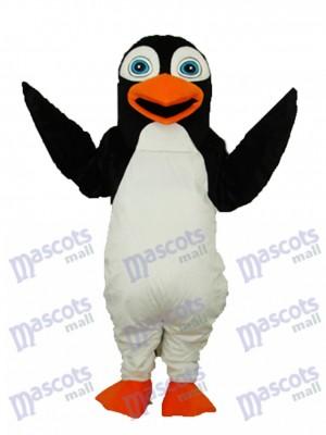 Black Penguin Mascot Adult Costume Ocean