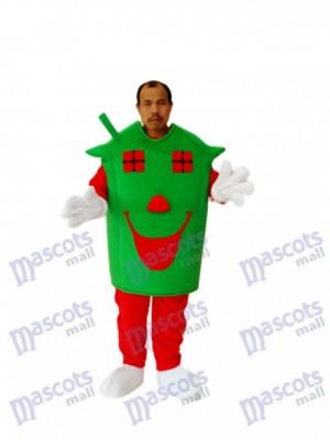 Green House Mascot Adult Costume