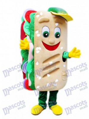 Sandwich Mascot Costume Food