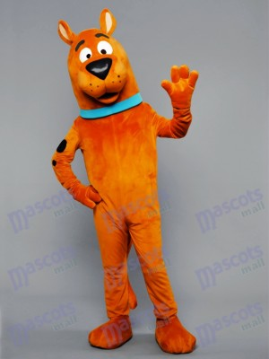 SCOOBY Scooba Dog Mascot Adult Costume Animal