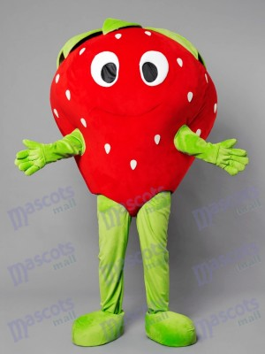 Strawberry Mascot Costume Fruit