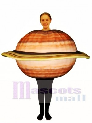 Saturn Mascot Costume