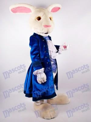 Easter White Rabbit Mascot Costume from Alice in Wonderland Animal