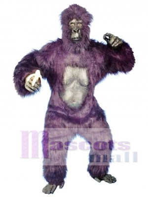 Cute Gorilla Mascot Costume Animal