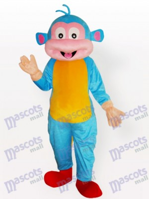 Spooky Monkey Animal Mascot Costume