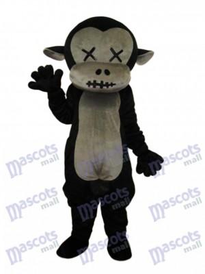 Mr.Jump Monkey Mascot Adult Costume Animal