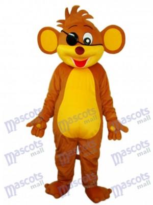 Pirate Monkey Mascot Adult Costume Animal
