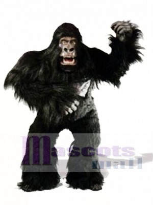 Cute Simian Gorilla Mascot Costume Animal