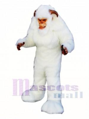 Yeti Mascot Costume Animal