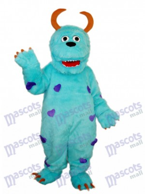 Sulley Monsters Inc Mascot Adult Costume Cartoon Anime