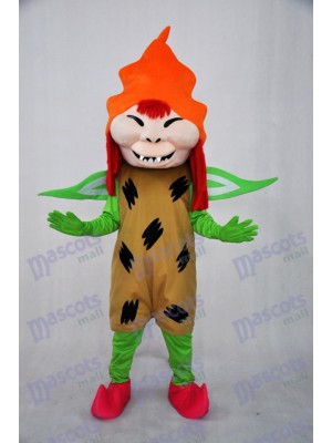 Scary Monster Mascot Costumes Cartoon Anime