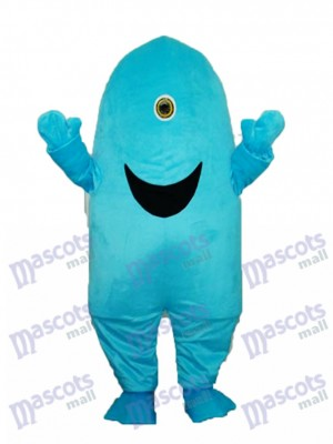 One-eyed Monster Mascot Adult Costume Cartoon Anime