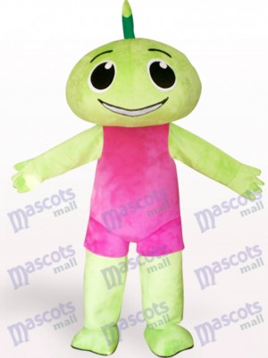 Green Fairy Eidolon Anime Adult Mascot Costume