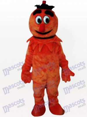 Coffee Boogie Man Party Adult Mascot Costume