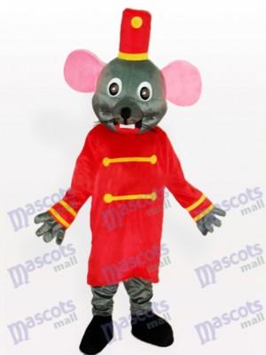 Porter Mouse Animal Mascot Costume