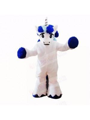 Unicorn Mascot Costumes Cartoon