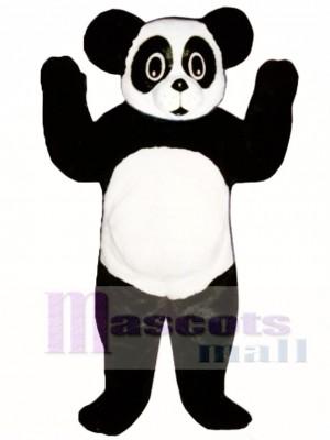 Baby Panda Mascot Costume Animal