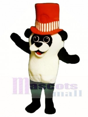 Madcap Panda Mascot Costume Animal