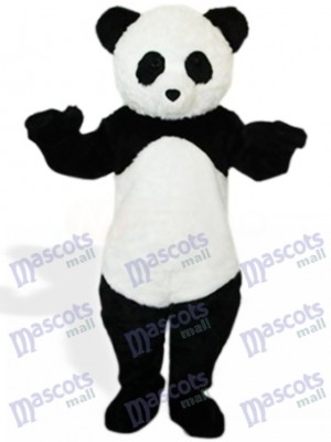 Panda Plush Mascot Adult Costume Animal