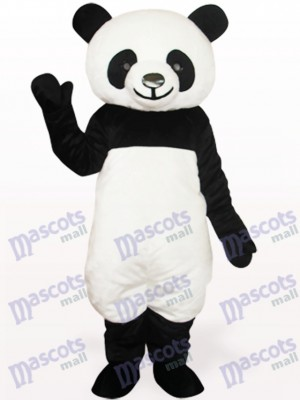 Black Panda Animal Adult Mascot Costume