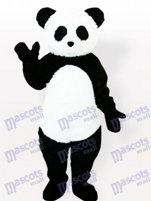 Panda Animal Adult Mascot Costume Type F