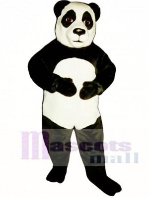 Panda Mascot Costume Animal