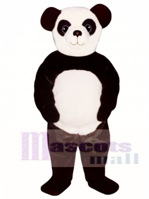 New Toy Panda Mascot Costume Animal