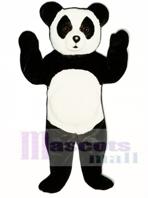 New Big Toy Panda Mascot Costume Animal