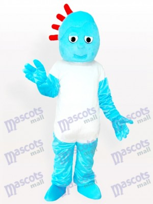 Naughty Boy Cartoon Adult Mascot Costume