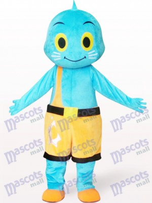 Mars Doll Cartoon Adult Mascot Costume
