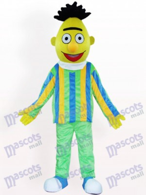 Corn Doll Cartoon Adult Mascot Costume