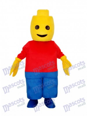 Figs Boy Mascot Adult Costume Cartoon People