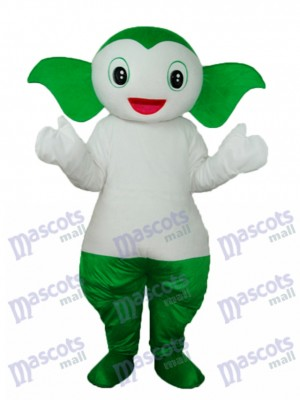 Apple Girl Mascot Adult Costume Cartoon People