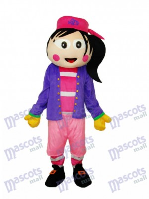Female Pirates Mascot Adult Costume Cartoon People