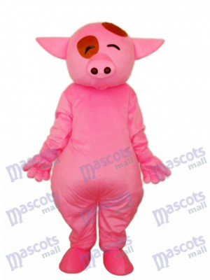 McDull Pig Mascot Adult Costume Animal