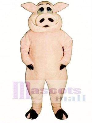 Hog Mascot Costume Animal