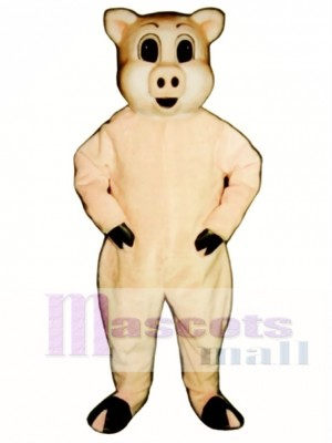 Big Pig Mascot Costume Animal
