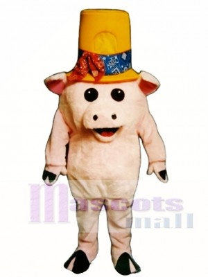 Madcap Pig Mascot Costume Animal
