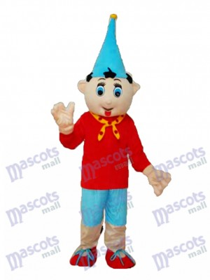 Pinocchio Mascot Adult Costume Cartoon Anime