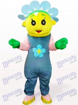 Sage Flower Feifei Plant Adult Mascot Costume