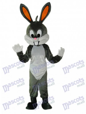Easter Bugs Bunny Mascot Adult Costume Animal