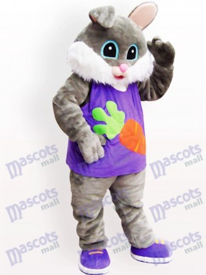 Easter Radish Rabbit Animal Adult Mascot Costume