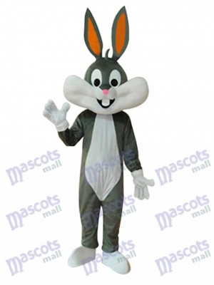 Easter New Bugs Bunny Mascot Adult Costume Animal