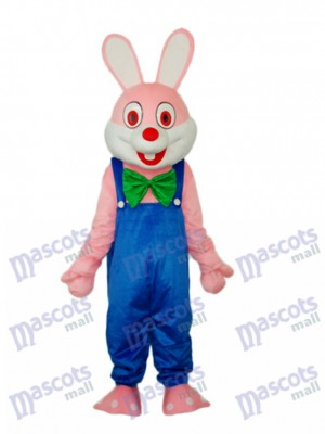 Easter Robbie Rabbit Mascot Adult Costume Animal