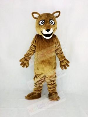 Cute Little Cougar Mascot Costume College