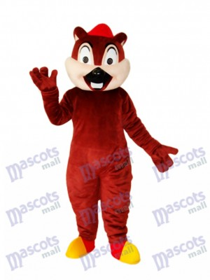 Squirrel Bear Mascot Adult Costume Animal