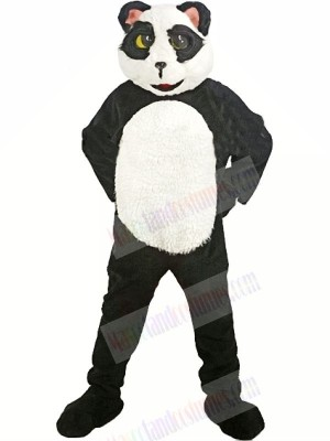 Deluxe Panda Bear Adult Mascot Costumes Animal